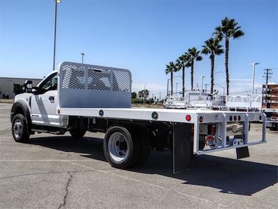 2022 F-550 Regular Cab DRW 4x2,  Scelzi WFB Platform Body #FN0154 - photo 2