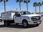 2022 F-350 Regular Cab DRW 4x2,  Scelzi Landscape Dump #FN0169 - photo 6
