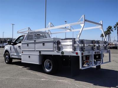 2022 F-350 Regular Cab DRW 4x2,  Scelzi CTFB Contractor Body #FN0204 - photo 2
