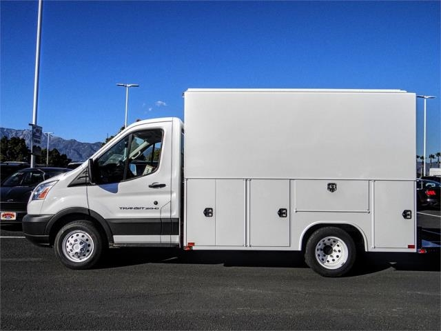 2019 Transit 350 HD DRW 4x2,  Harbor Service Utility Van #fFK1211 - photo 3
