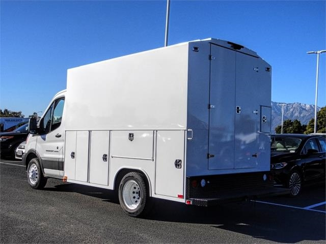 2019 Transit 350 HD DRW 4x2,  Harbor Service Utility Van #fFK1211 - photo 2