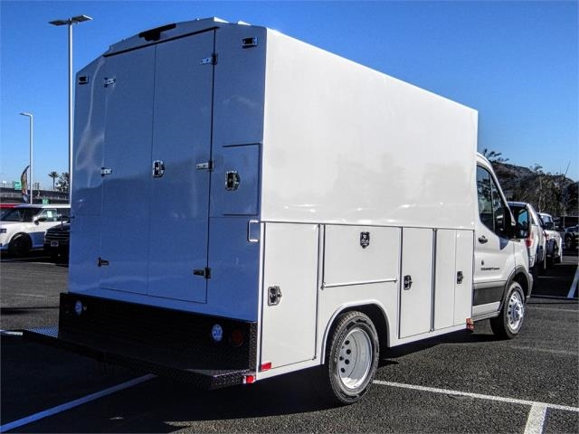 2019 Transit 350 HD DRW 4x2,  Harbor Service Utility Van #fFK1211 - photo 4