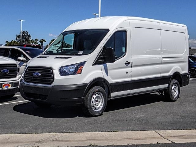 2019 Transit 350 Med Roof 4x2,  Empty Cargo Van #fk2389 - photo 1