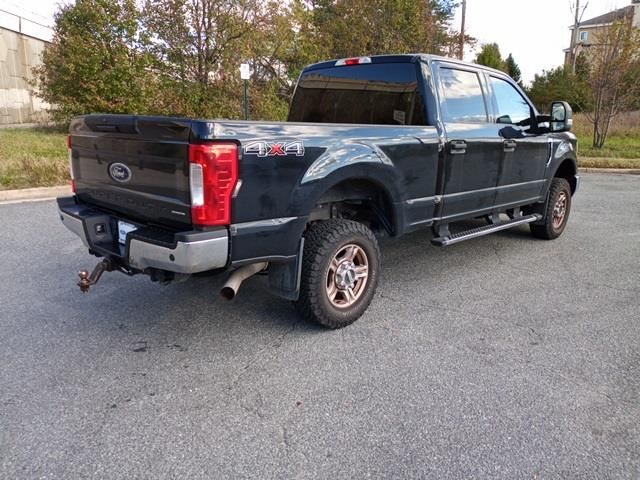 2017 Ford F-250 Crew Cab 4x4, Pickup #GH18864C - photo 2