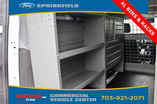 2019 Transit Connect 4x2,  Adrian Steel General Service Upfitted Cargo Van #G385339 - photo 13
