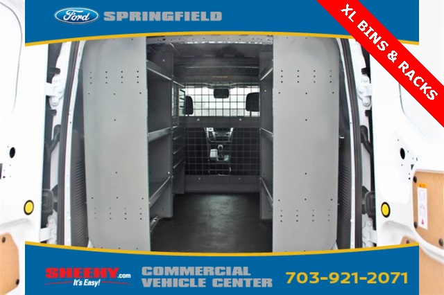 2019 Transit Connect 4x2,  Adrian Steel General Service Upfitted Cargo Van #G385339 - photo 2