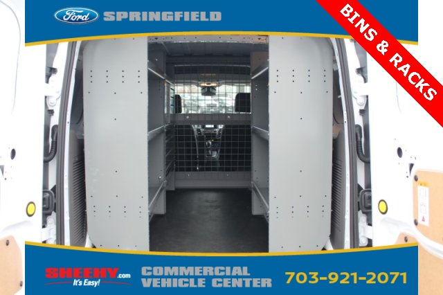 2019 Transit Connect 4x2,  Adrian Steel General Service Upfitted Cargo Van #G391444 - photo 2