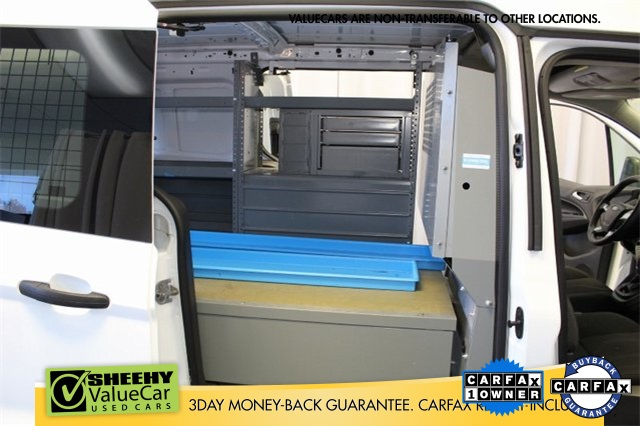 2015 Transit Connect 4x2,  Upfitted Cargo Van #G421669A - photo 20
