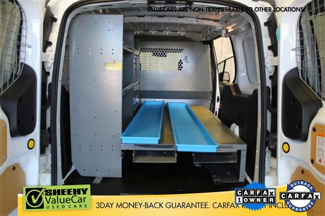 2015 Transit Connect 4x2,  Upfitted Cargo Van #G421669A - photo 2