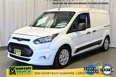 2015 Transit Connect 4x2,  Upfitted Cargo Van #G421669A - photo 4