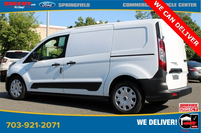 2020 Transit Connect, Empty Cargo Van #G439257 - photo 4