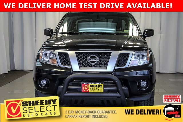 2016 Frontier Crew Cab 4x4, Pickup #G439259A - photo 3