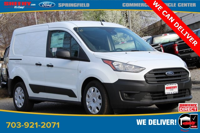 2020 Ford Transit Connect, Empty Cargo Van #G462982 - photo 1