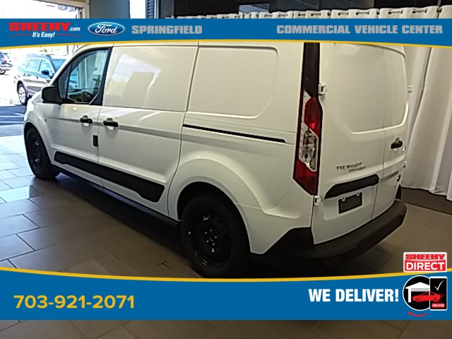 2021 Ford Transit Connect, Empty Cargo Van #G486170 - photo 4