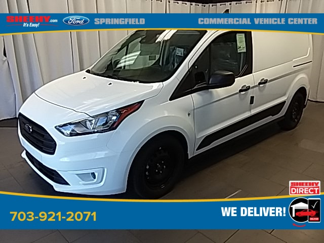 2021 Ford Transit Connect, Empty Cargo Van #G486170 - photo 5