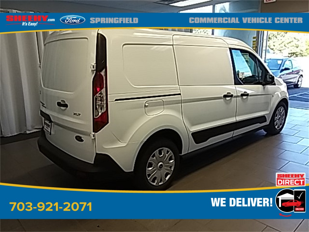2021 Ford Transit Connect, Empty Cargo Van #G486171 - photo 3