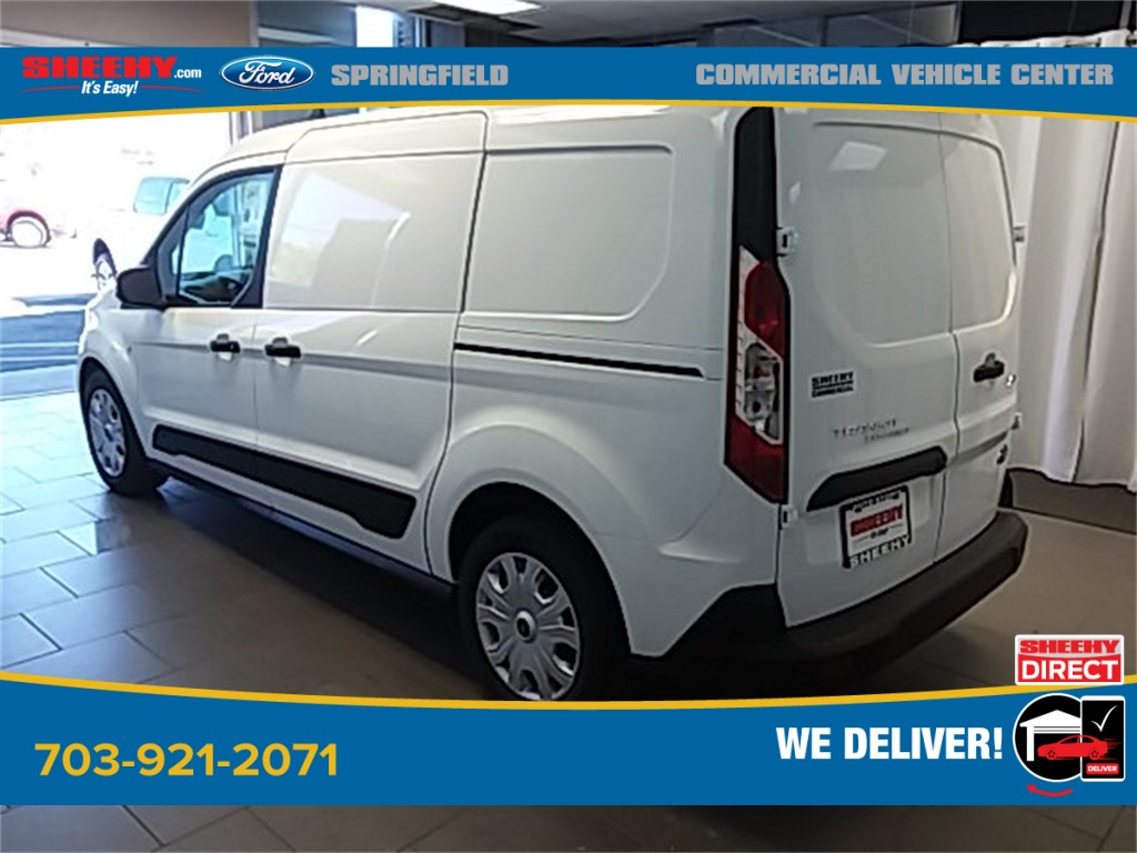 2021 Ford Transit Connect, Empty Cargo Van #G486171 - photo 4
