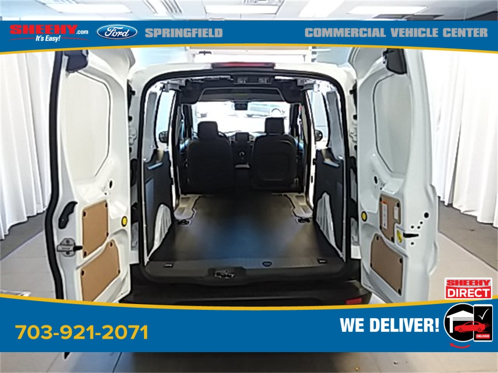 2021 Ford Transit Connect, Empty Cargo Van #G486171 - photo 7