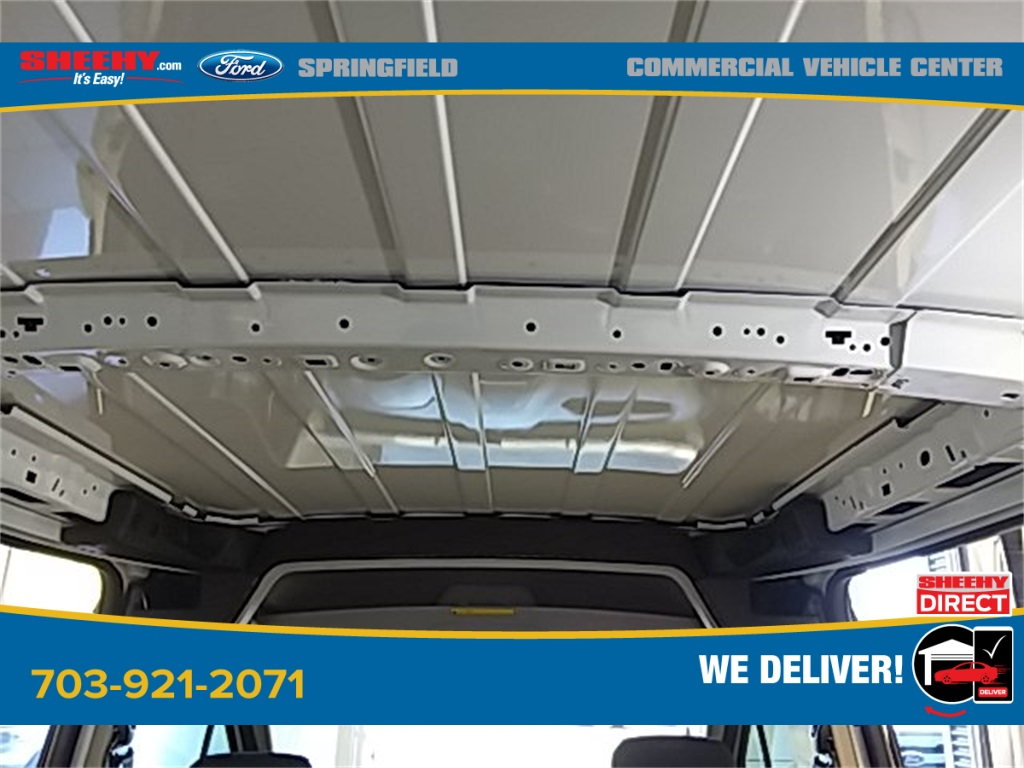2021 Ford Transit Connect, Empty Cargo Van #G486171 - photo 9