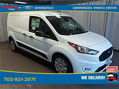2021 Ford Transit Connect, Empty Cargo Van #G486171 - photo 1
