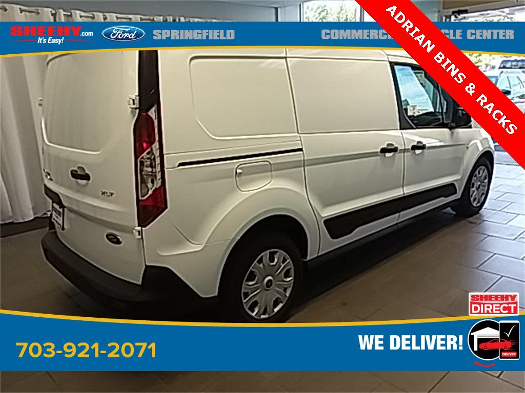 2021 Ford Transit Connect, Empty Cargo Van #G486172 - photo 3