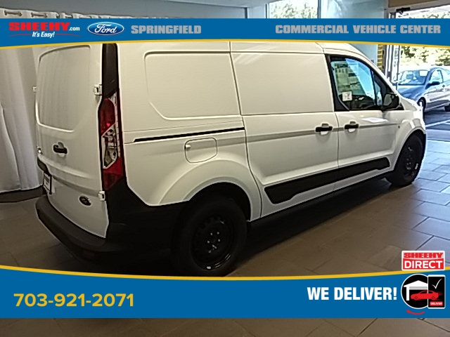 2021 Ford Transit Connect, Empty Cargo Van #G486355 - photo 3