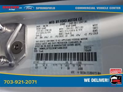 2021 Ford Transit Connect, Empty Cargo Van #G486355 - photo 29
