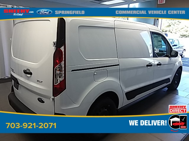 2021 Ford Transit Connect, Empty Cargo Van #G486358 - photo 3