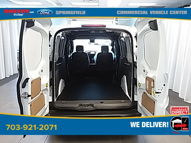 2021 Ford Transit Connect, Empty Cargo Van #G486358 - photo 8