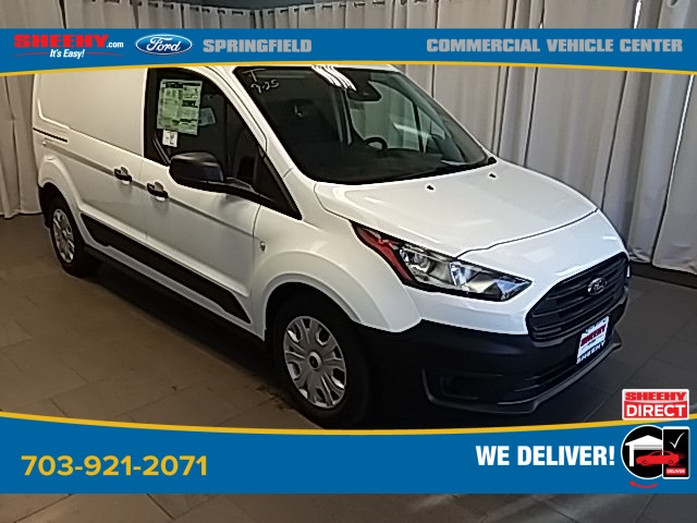2021 Ford Transit Connect, Empty Cargo Van #G486578 - photo 1