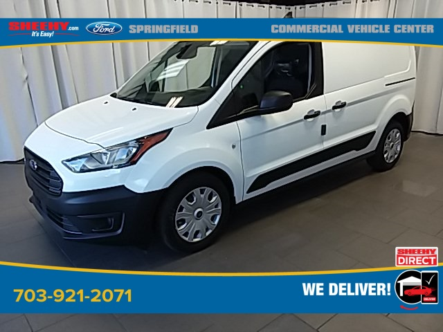 2021 Ford Transit Connect, Empty Cargo Van #G486580 - photo 5