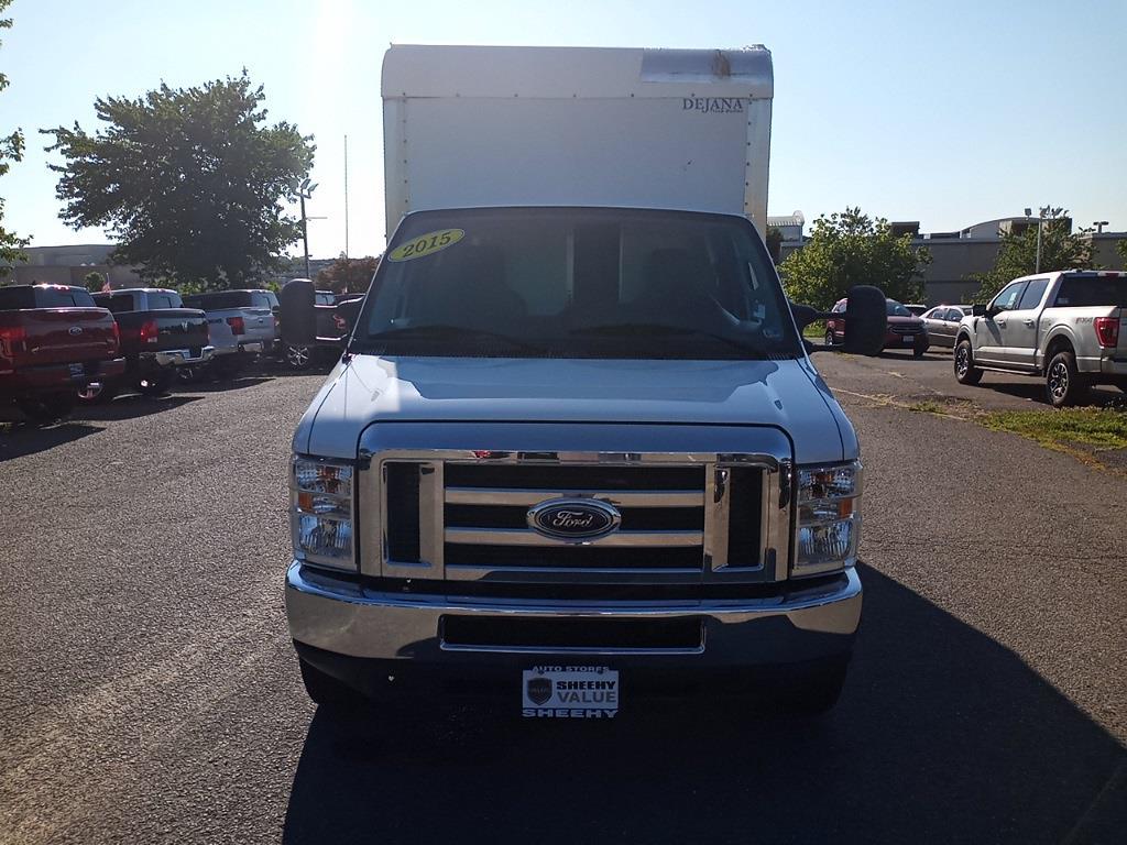 2015 Ford E-350, Cutaway Van #G505676A - photo 25
