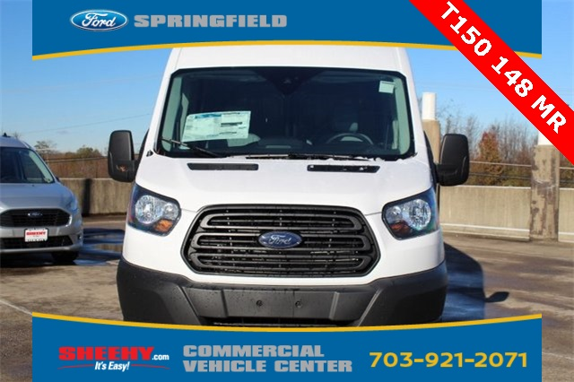 2019 Transit 150 Med Roof 4x2,  Empty Cargo Van #GA00326 - photo 4