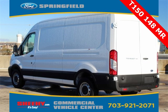 2019 Transit 150 Med Roof 4x2,  Empty Cargo Van #GA00326 - photo 5