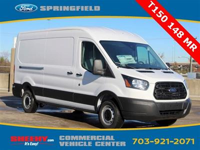 2019 Transit 150 Med Roof 4x2,  Empty Cargo Van #GA00326 - photo 3