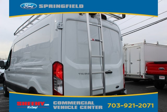2020 Transit 250 Med Roof RWD, Ranger Design Upfitted Cargo Van #GA00937 - photo 1