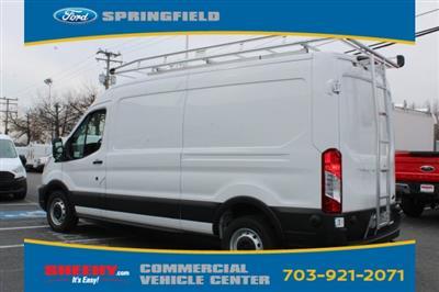 2020 Transit 250 Med Roof RWD, Ranger Design Base Shelving Upfitted Cargo Van #GA00937 - photo 7