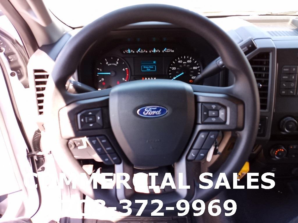2021 Ford F-550 Regular Cab DRW 4x4, Southco Industries Chipper Body #GA01165 - photo 45