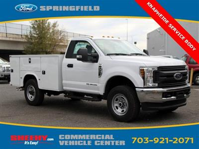 2019 F-350 Regular Cab 4x4,  Knapheide Standard Service Body #GA03106 - photo 1