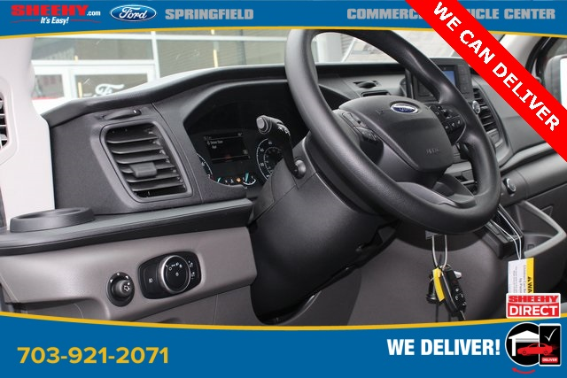 2020 Ford Transit 250 Med Roof RWD, Empty Cargo Van #GA03417 - photo 11