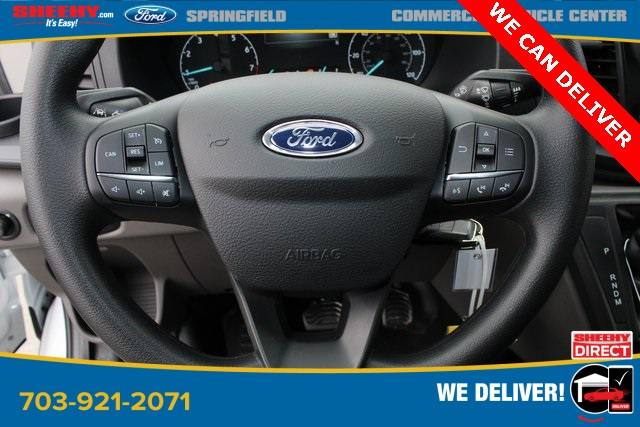 2020 Ford Transit 250 Med Roof RWD, Empty Cargo Van #GA03417 - photo 12