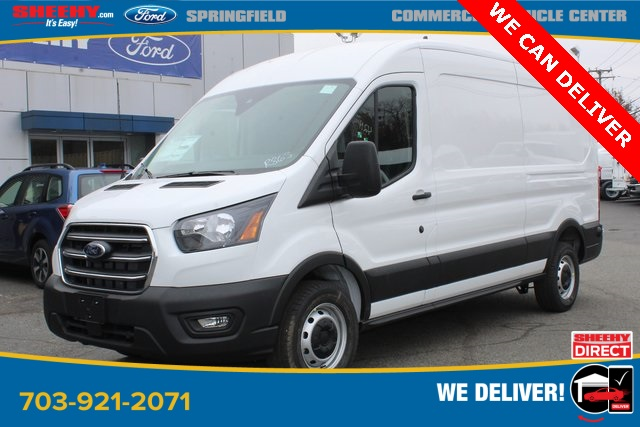 2020 Ford Transit 250 Med Roof RWD, Empty Cargo Van #GA03417 - photo 1