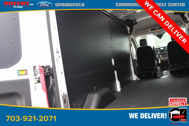 2020 Ford Transit 250 Med Roof RWD, Empty Cargo Van #GA03417 - photo 9