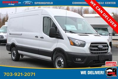 2020 Ford Transit 250 Med Roof RWD, Empty Cargo Van #GA03417 - photo 3