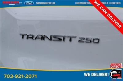 2020 Ford Transit 250 Med Roof RWD, Empty Cargo Van #GA03417 - photo 6