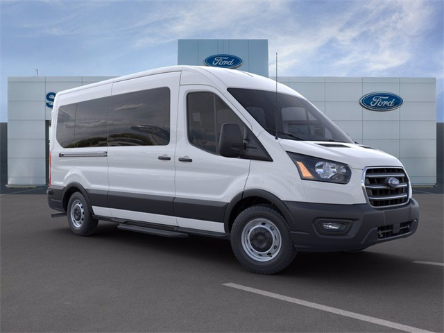 2020 Transit 350 Med Roof RWD, Passenger Wagon #GA03419 - photo 3