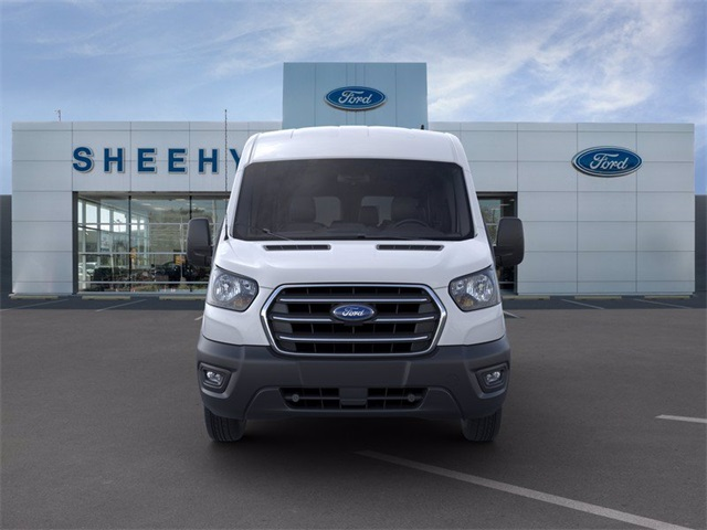 2020 Ford Transit 350 Med Roof RWD, Passenger Wagon #GA03419 - photo 1