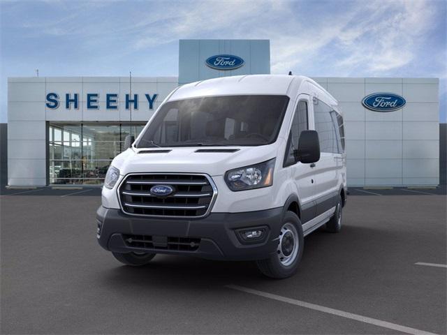 2020 Ford Transit 350 Med Roof RWD, Passenger Wagon #GA03419 - photo 2