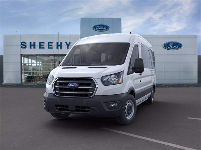 2020 Transit 350 Med Roof RWD, Passenger Wagon #GA03419 - photo 4
