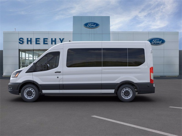 2020 Transit 350 Med Roof RWD, Passenger Wagon #GA03419 - photo 5